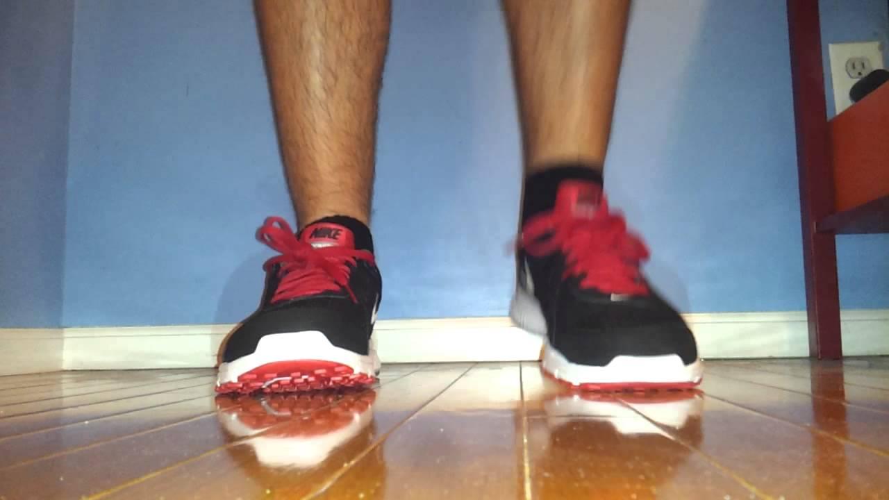 911cd580e6c50 Nike Revolution 2 4E On foot - YouTube