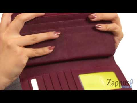 Fossil Emma RFID Flap Clutch SKU: 9009633