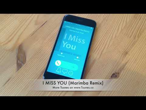 I Miss You Ringtone - Clean Bandit feat. Julia Michaels Tribute Remix Ringtone - iPhone & Android