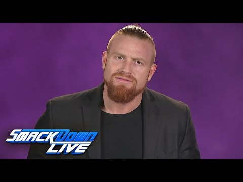 WWE: Five First Feuds For Buddy Murphy on SmackDown
