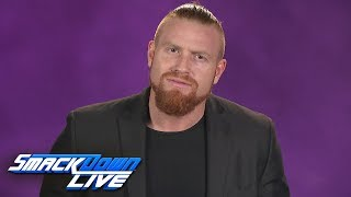 Buddy Murphy is joining Team Blue: SmackDown LIVE, April 16, 2019