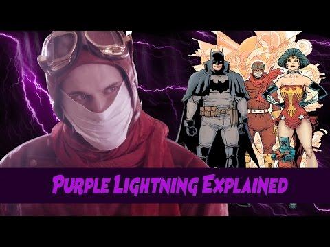 Who is Earth 19 Flash? (Comics)