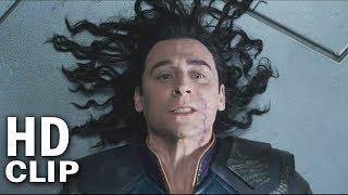 Thor Electrocutes Loki Scene | Marvel's Thor Ragnarok 2017