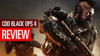 Call of Duty: Black Ops 4 REVIEW | Der Online-Shooter im Test