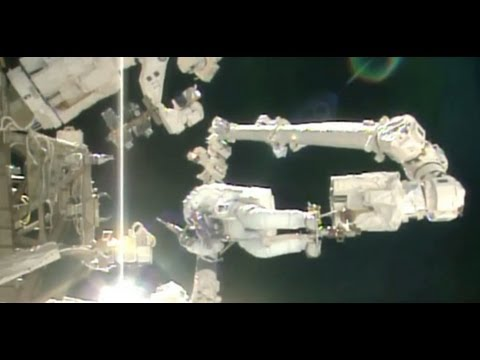 Station Spacewalk on This Week @NASA