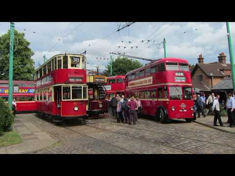 London Trams & Trolleybuses 2016