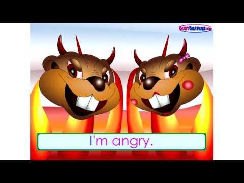 Busy Beavers DVD Party! YouTube Sampler, Kids Toddler English ESL Learning Songs