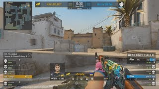 S1MPLE WTF?! - NaVi vs North - ESL Pro League S9 - CS:GO