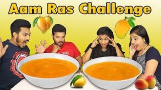 Extreme AAM RAS CHALLENGE | Mango Ras Challenge