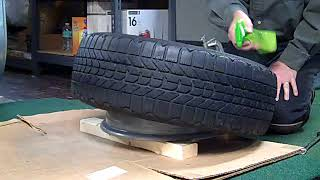 The Key to Hand Mounting Car Tires