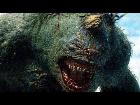 7 крутых гигантских монстров из кино! Фильмы про монстров