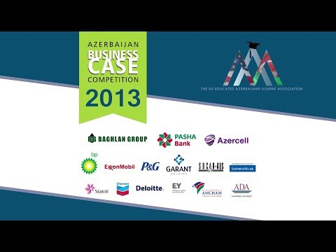 Azerbaijan Business Case Competition 2013 - Final