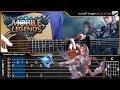 Soundtrack Mobile Legend - Cover (Fingerstyle Cover) - TAB Tutorial + Chord Gitar