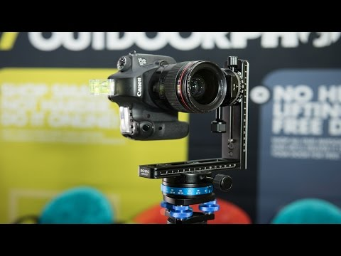 Intro To Panoramic Photography Equipment
