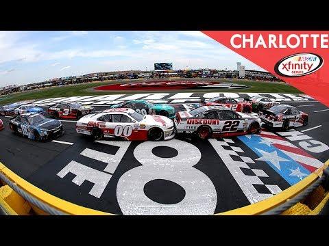 NASCAR XFINITY Series- Full Race -Hisense 4K TV 300