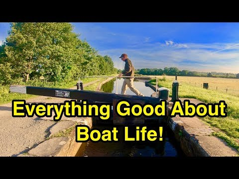 8. The Best of Narrowboat Life! (Everything I love about canal boating in one day!)