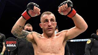 Alexander Volkanovski addresses criticism after win vs. Max Holloway at UFC 251 | ESPN MMA