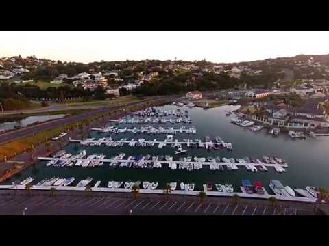 DJI Phantom 2 Vision + Port Alfred Marina