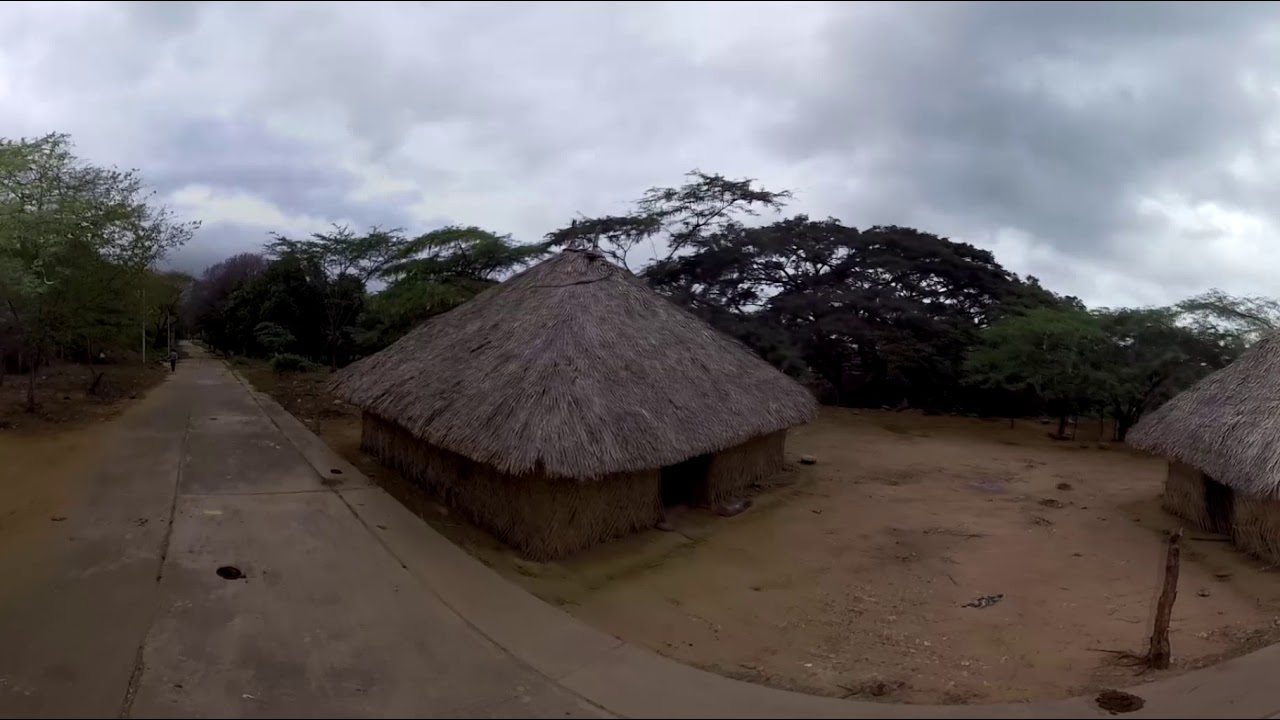 La potabilizadora de la comunidad Wiwa, en 360º | ACCIONA