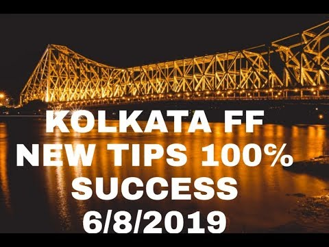 Repeat Kolkata FF 5th to 8th baji Rolling Game Tips 06/08/2019 by