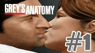 Grey's Anatomy (PC) - Episode 1 - Part 1 (w/ Live Commentary)