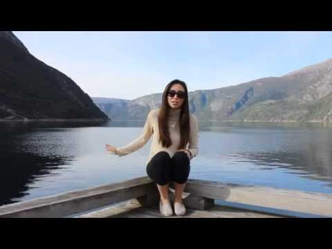 Scenic Route from Bergen to Odda: Eidsfjord, Norway - Travel Blog (RTW #5):