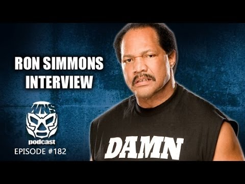dbcbe733 WNS Podcast #182 - Ron Simmons Interview - YouTube