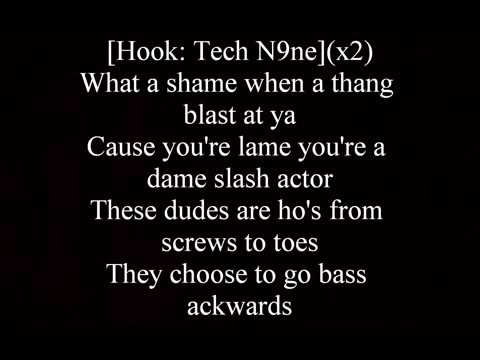 Tech N9ne   Bass Ackwards Lyrics feat  Lil Wayne, Yo Gotti, Big Scoob1