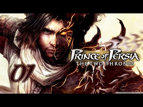 Prince of Persia: The Two Thrones PC 100% Walkthrough 01 (Hard) Arriving At Babylon's Shores