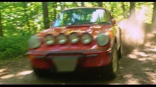 """""""فيديو"""" شاهد بورش 911 الكلاسيكية في مغامرة فريدة من نوعها"""