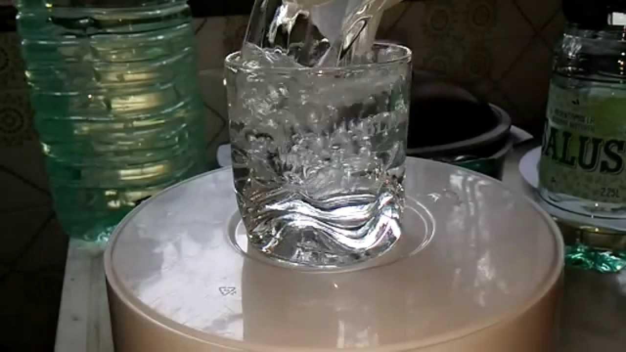 Slowmotion world vaso con agua youtube - Vaso con agua ...