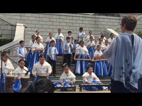 TLT Children's Ensemble - Philippine Indigenous Musical Instruments