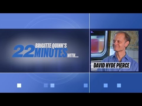 22 Minutes with David Hyde Pierce