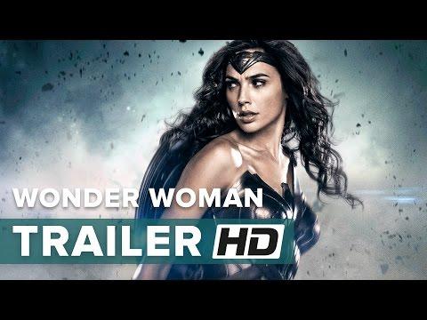 Wonder Woman (2017) - Trailer Italiano Comic-Con Ufficiale HD -  con Gal Gadot e Chris Pine