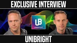 Exclusive Unibright Interview | w/ Co-Founders Stefan & Marten