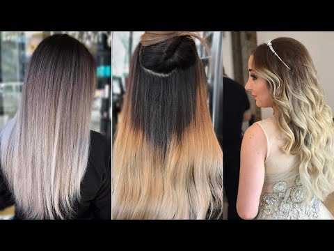 10 Most Popular Women's Hair Color Trends 2020