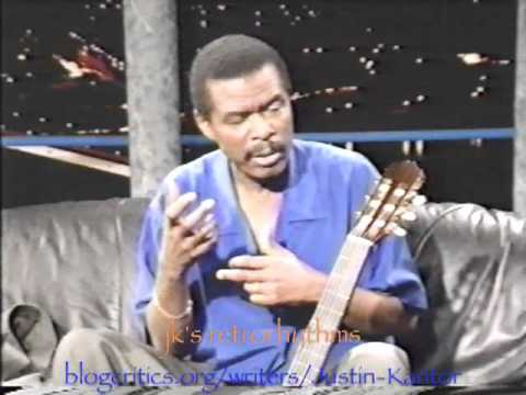 RIP Jon Lucien 1991 Performance and Interview