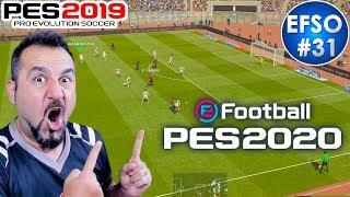 PES 2020 YENİ KAMERA AÇISI İLE OYNADIM! | PES 2019 EFSANE OL #31
