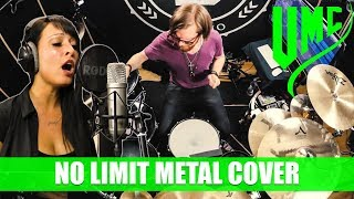 2 Unlimited - No Limit (HD) [Metal Cover by UMC] feat. Jacky Vox and Matthias Schneck