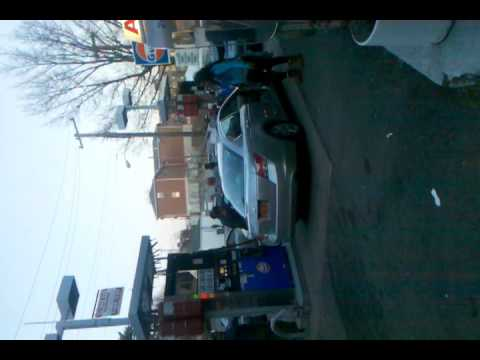 Woman fight at 241st & white plains road
