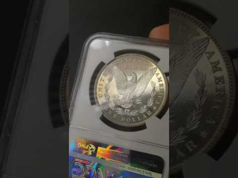 MY TOP THREE (3) FAVORITE MORGAN DOLLARS INCLUDING A PROOF!!!