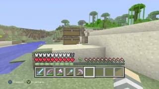 Mi granja de hierro minecraft x box one