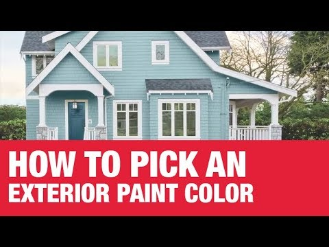 Choosing Exterior Paint Color   Ace Hardware