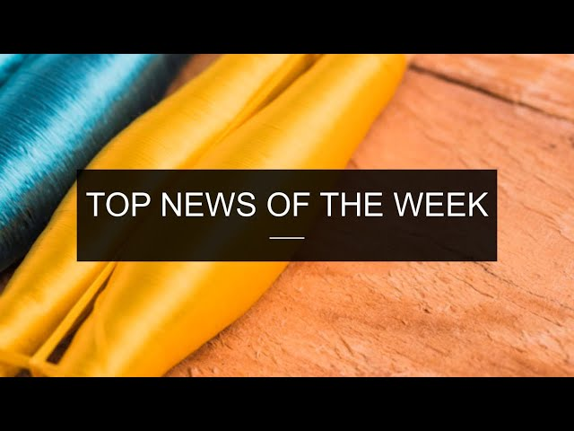 Top News of the Week - 5 to 11 June 2020