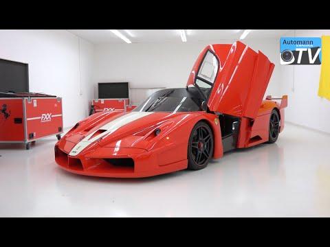 Ferrari FXX Enzo (800hp) - CHECK & SOUND (1080p)