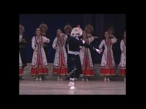 Башкирский танец «Гульназира»