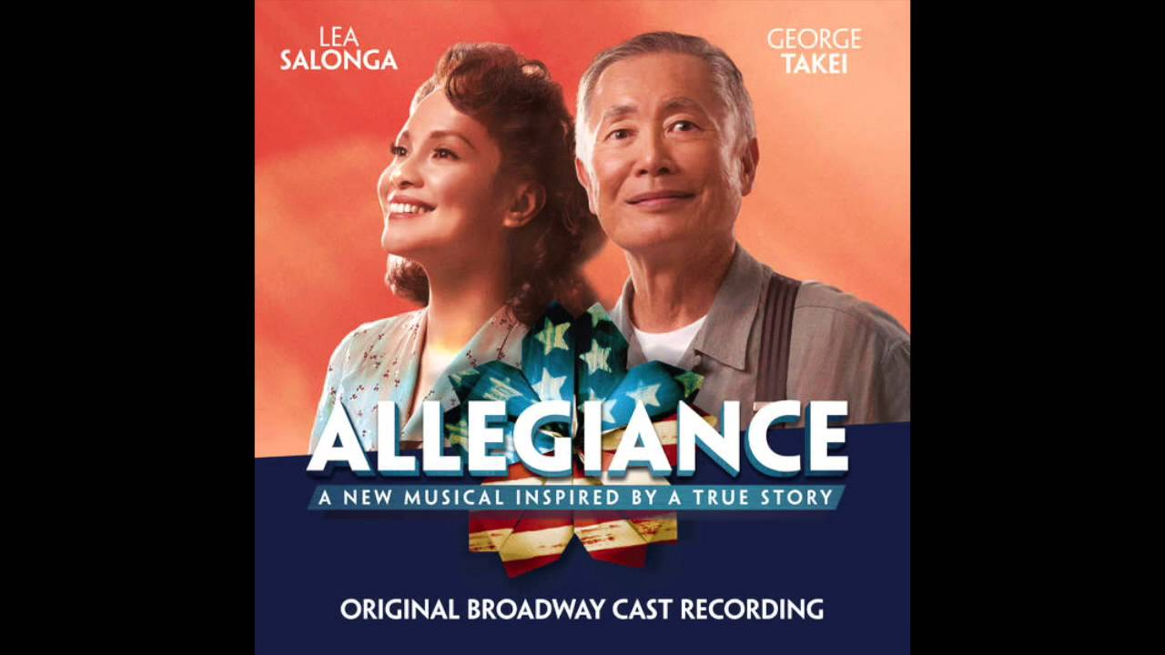 What Makes A Man (Reprise) [feat. Allegiance Original Broadway Cast]