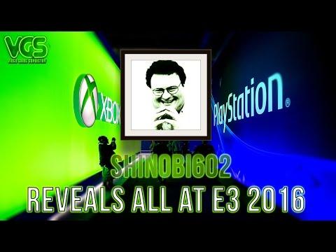 VGS Interview –  Insider Shinobi602 spills on E3, Skyrim Remake, Prey 2  + Mass Effect Andromeda