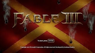 Fable III (Steam Gameplay)