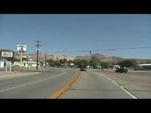 Nevada Desert Towns